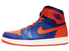 AIR JORDAN 1 RETRO HIGH OG 2013 555088-407 (game royal/team orange-gm ryl)